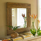 "Зеркало ""Old wood"""