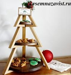 Подставка для сладостей
