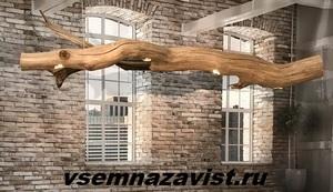 Ствол дерева купить 90-120см