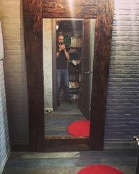 "Зеркало ""Old wood2"""