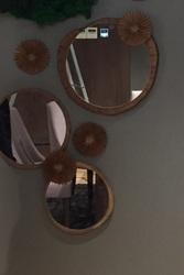 Зеркало на спиле дерева