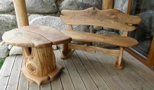 Стол 065 + лавочка